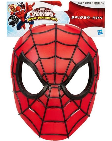 Mascara Spiderman Hasbro Original Marvel !!!