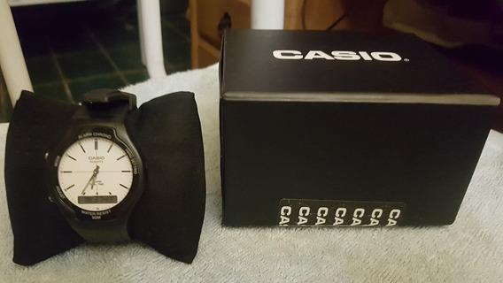 Relógio Digital E Analógico Feminino Casio Original
