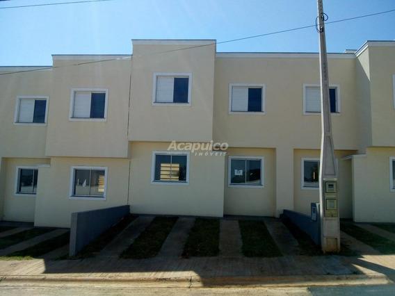 Casa À Venda, 2 Quartos, 2 Vagas, Jardim Marajoara - Nova Odessa/sp - 17501