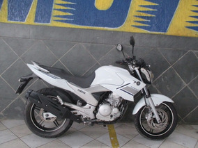 Yamaha - Fazer 250 - 2015 - Branca 2014