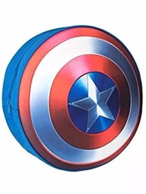 Mochila Marvel Capitán América 100% Original