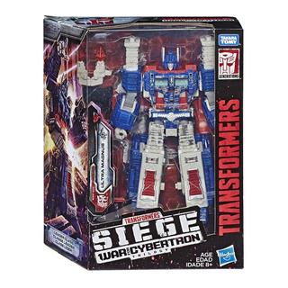 Transformers Siege Leader Class Wfc-s13 Ultra Magnus