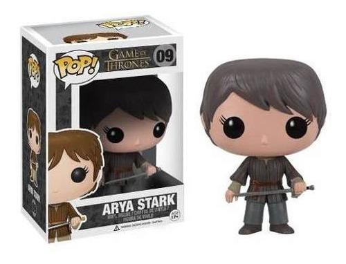 Funko Pop 09 Arya Stark Game Of Thrones