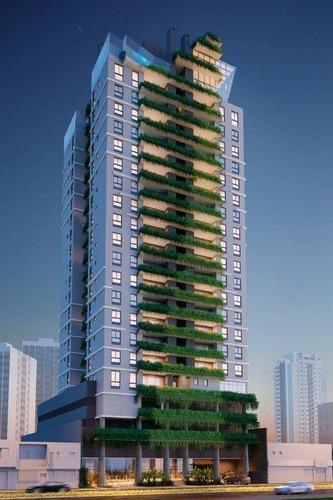 Apartamento Com 3 Dormitórios À Venda, 107 M² Por R$ 1.087.100,00 - Centro - Curitiba/pr - Ap3445