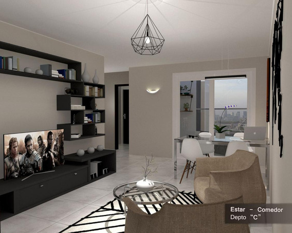 1 Dormitorio Cocheras - Amenities