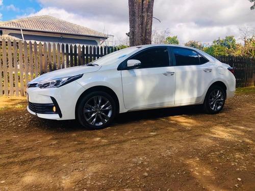 Imagem 1 de 6 de Toyota Corolla 2019 2.0 16v Xei Flex Multi-drive S 4p