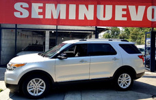 Ford Explorer Limited 2013 Impecable!!!!