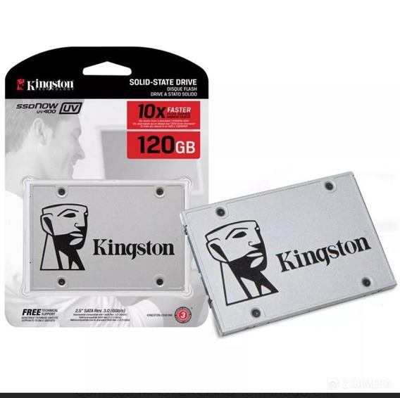 Hd Ssd 120 Kingstone