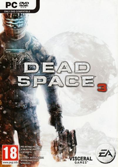 Dead Space 3 Pc - 100% Original - Promoção (envio Já)
