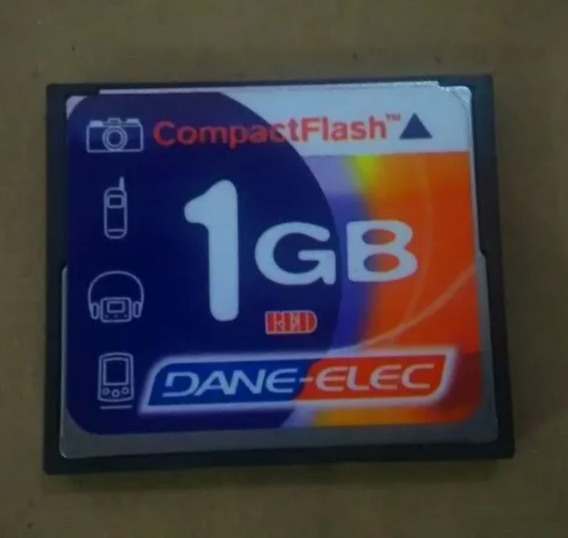 Cartao De Memoria Flash 1 Gb