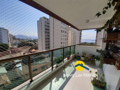 Imagem 1 de 15 de Excelente Apartamento Em São Domingos - 14