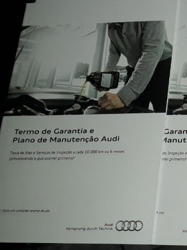 Livreto De Garantia Audi 2015 Em Diante