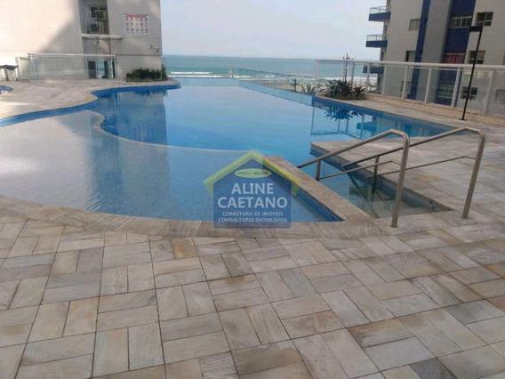 Apartamento Com 2 Dorms, Boqueirão, Praia Grande - R$ 499 Mil, Cod: Ac4112 - Vac4112