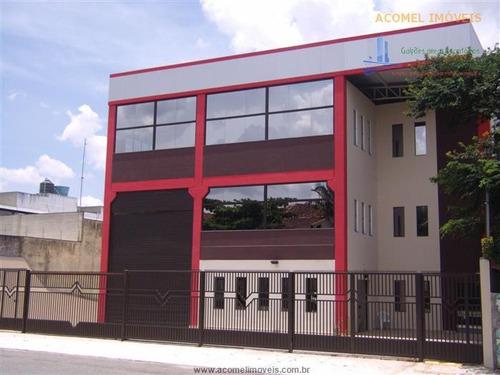 Imagem 1 de 29 de Galpões Para Alugar  Em São Paulo/sp - Alugue O Seu Galpões Aqui! - 1380423