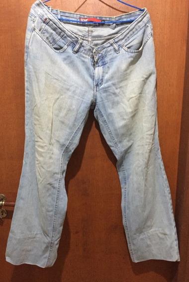 Calça Jeans Flare Tng Original Tam 44