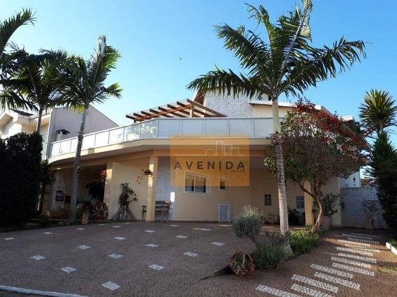 Sobrado Residencial À Venda, Jardim Okinawa, Paulínia. - So0222