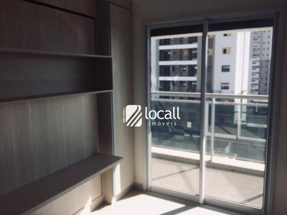 Apartamento Para Alugar Por R$ 1.600/mês - Jardim Panorama - São José Do Rio Preto/sp - Ap1874