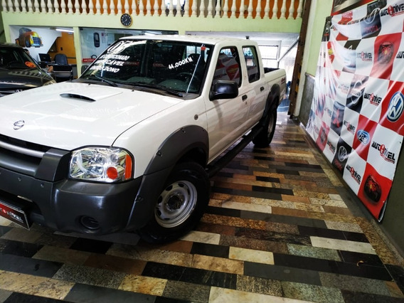 Nissan Frontier 4x4 Xe - Baixo Km Único Dono