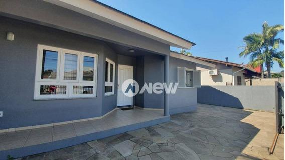 Casa Com 3 Dormitórios À Venda, 167 M² Por R$ 425.000,00 - Sol Nascente - Estância Velha/rs - Ca2964