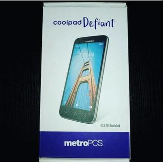 Teléfono Coolpad Defiant 4g Lte Enabled
