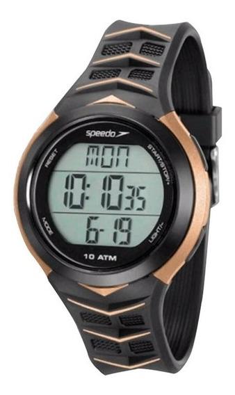 Relógio De Pulso Speedo - Monitor Cardiaco Cód. 80621g0evnp3