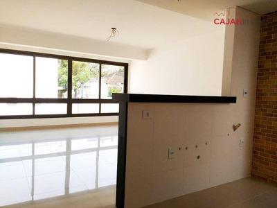 Novo, Pronto Para Morar - Apartamento Com 2 Dormitórios E Vaga De Garagem No Bairro Petrópolis - Ap2970