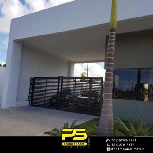 Imagem 1 de 6 de Terreno À Venda, 300 M² Por R$ 80.000 - Centro - Lucena/pb - Te0187