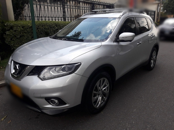 Nissan X-trail Exclusive 4x4 7p Ful