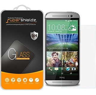 [paquete De 2] Supershieldz Para Htc One M8 Protector De Pan
