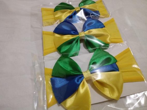 Tiara De Tecido Com Laço Copa 2018