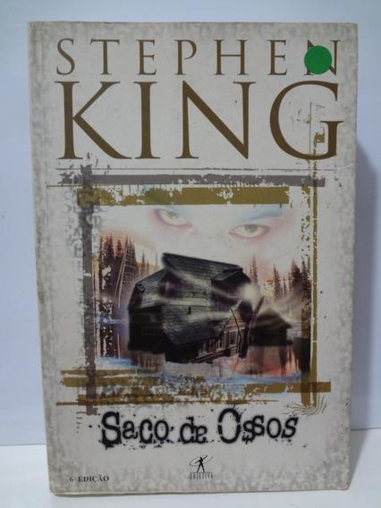 Livro Saco De Ossos Stephen King