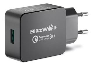 Carregador Turbo Blitzwolf Qc 3.0 Bw-s5 Pronta Entrega