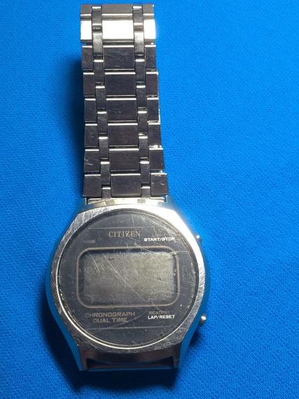Relógio Citizen Antigo - Para Retirada De Peças