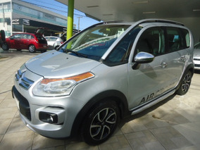 Citroën Aircross 1.6 16v Exclusive Flex 5p Prata 2012