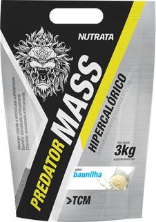 Predator Mass (refil) - 3kg - Nutrata