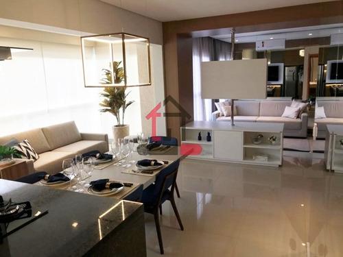 Residencial Grandview - Apartamento A Venda No Bairro Jardim Botânico - Ribeirão Preto, Sp - Pro83417