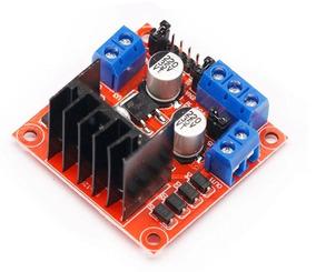 L298n Ponte H Dupla Driver Motor Arduino Raspberry Mogi