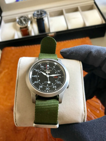 Relógio Seiko Snk809 Automático