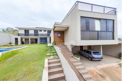 Rua Passeio De Eloim - Condomínio Amobb, Casa Residencial À Venda, Lago Sul, Aceita Financiamento, Brasília - Ca0411