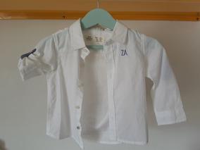 Camisa Social Zara