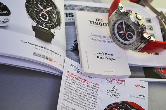 Tissot Chronograph Série Especial Nick Hayden - Série Ltda