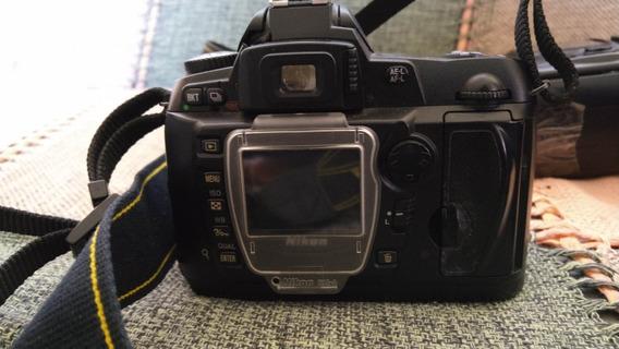 Nikon D70 Para Retirada De Peças