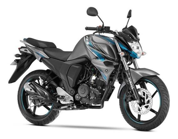 18 Cuotas De $ 12423.- Yamaha Fz 16 Fi S Okm