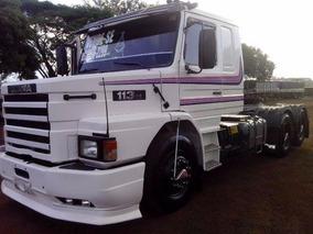 Scania Scania 113 360 Trucada Graneleira Ano 1994