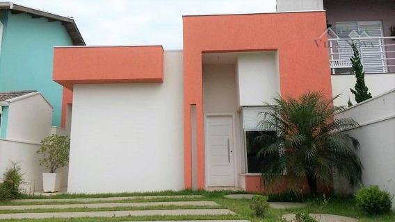Casa Residencial À Venda, Villaggio Di Itaici, Indaiatuba. - Ca0840