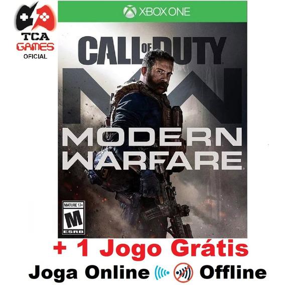 Call Of Duty Modern Warfare Xbox One Mídia Digial