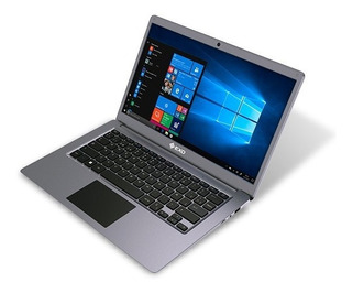 Notebook Exo Smart E25 4gb 500gb W10 14 Hdmi Usb