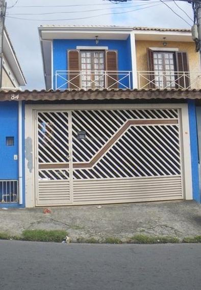Casa Residencial À Venda, Parque Bahia, Cotia. - Ca3195