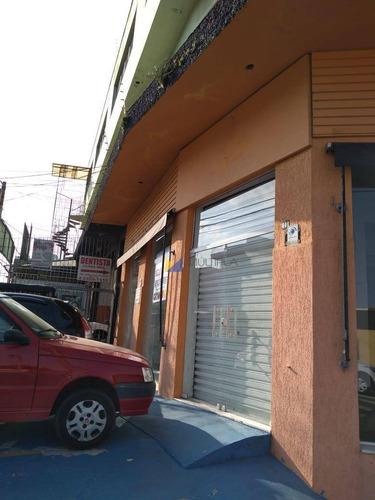 Sala Para Alugar, 70 M² Por R$ 1.200/mês - Jardim Santa Mena - Guarulhos/sp - Sa0034
