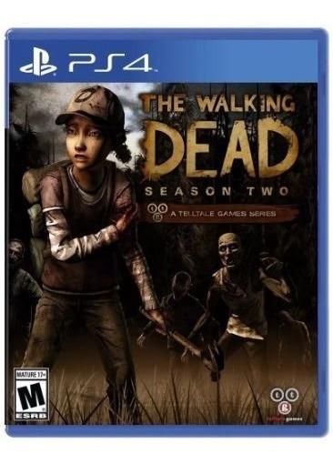 The Walking Dead 2 Temporada Completa Ps4 Midia Fisica